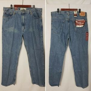 NWT Levi's Men's 505 Regular Fit Straight Leg Jean